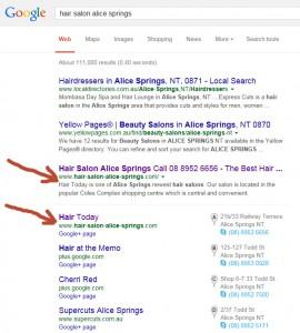 hair today google