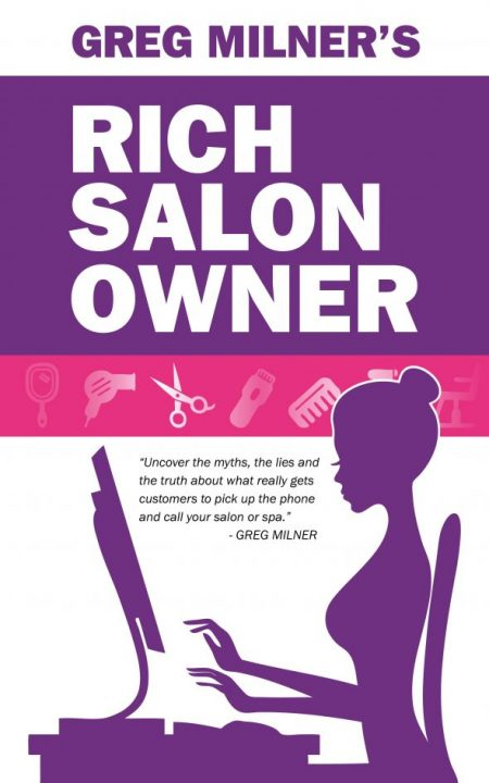 Greg Milner's Rich Salon Owner