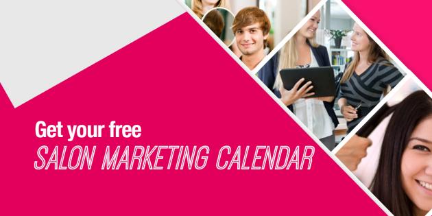 Free 2017 salon marketing calendar for Salon marketing